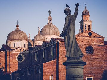 Padua - Basilika Santa Giustina von Alexander Voss