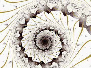Switsching 66  Spirale von Claudia Gründler