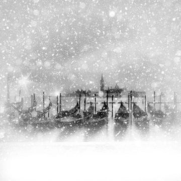 Venise | magie de l'hiver sur Melanie Viola