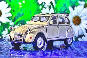 Döschwo alias Ente: der Citroën 2CV