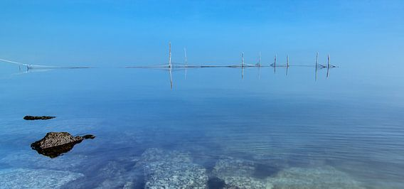 Afsluitdijk 1 van Desh amer
