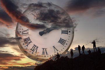 Beobachter der Zeit von Markus Bieck