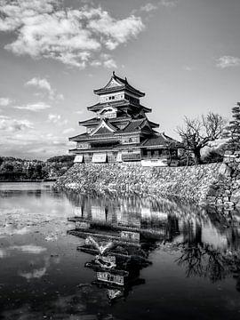 Schloss Matsumoto von Myrna's Photography