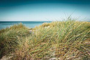 Zomer aan het strand van de Oostzee van Martin Wasilewski