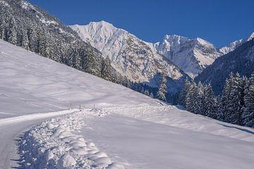 Oytal, Allgäuer Alpen von Walter G. Allgöwer