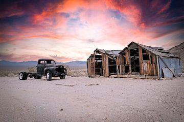 Ghost town (two) von Christian Konschewski