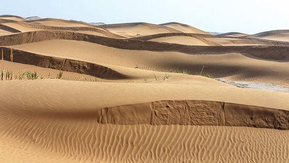 Badain Jaran woestijn (China)