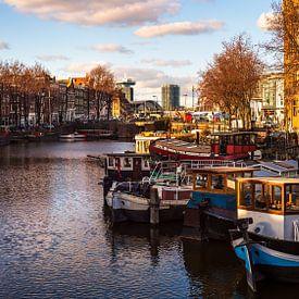 Historisch Amsterdam van Tom Elst