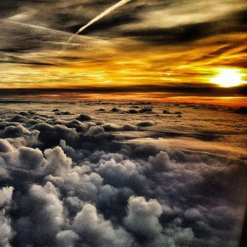 Boven de wolken sur SPOOR Spoor