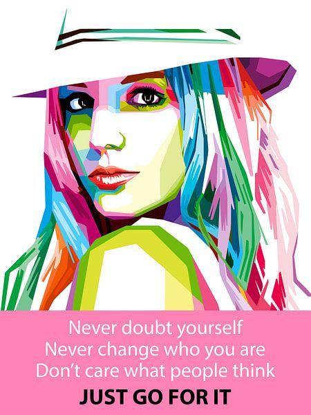 Pop Art Britney Spears