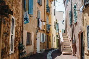 Straten van de Provence van Patrycja Polechonska