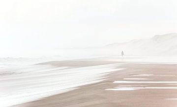 Wandelen langs de vloedlijn van Nathan Marcusse