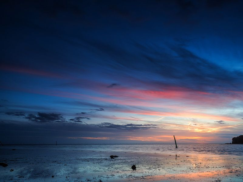 Just after sunset van Lex Schulte