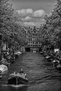Typisch Amsterdamse grachten  van