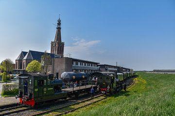 SHM 7742 + LTM 26 Medemblik sur Marcel Timmer