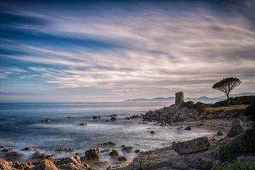Capo Ferrato, Sardinië, Italië van Ineke Nientied