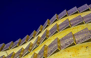 Nachtelijk patroon van Douwe Beckmann