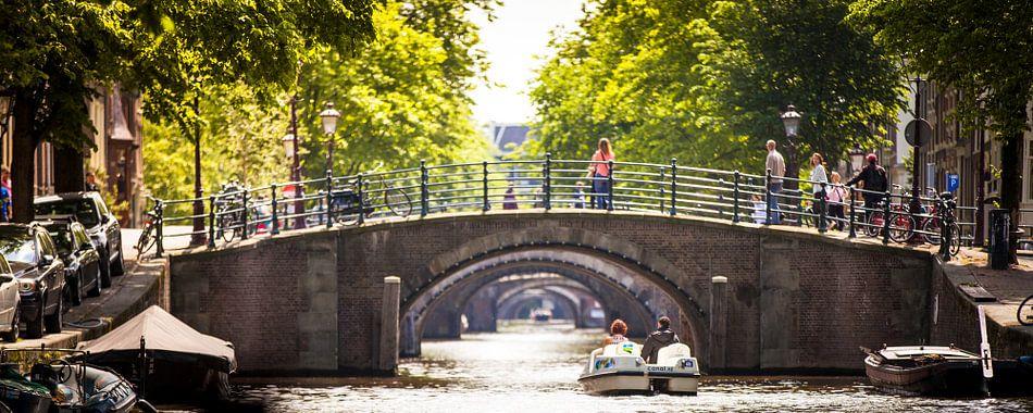 Zeven bruggetjes Amsterdam van Shoots by Laura