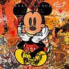 Mickey von Rene Ladenius Digital Art Miniaturansicht