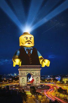 Arc de Lego van Elianne van Turennout