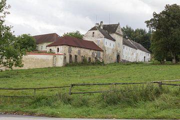 Klooster in Tsjechië van Rijk van de Kaa