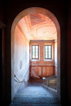 Eingang zur Verlassenen Treppe. von Roman Robroek