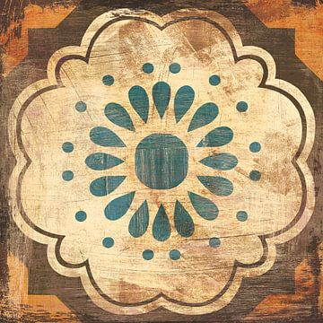 Marokkaanse tegels VIII, Cleonique Hilsaca