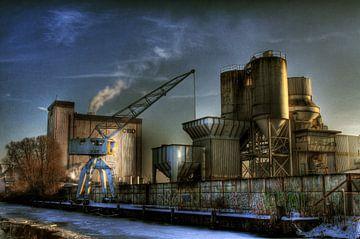 Fabriek van Jasper Scheffers