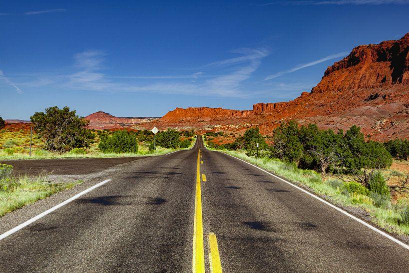 Route vers aucun endroit sur Leanne lovink