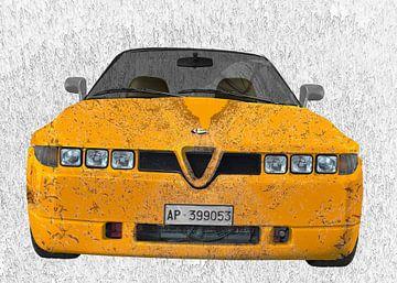 Alfa Romeo ES 30 Art Car van aRi F. Huber