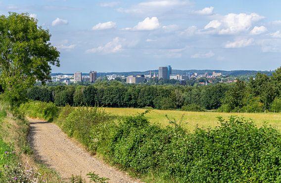 De Skyline van Heerlen