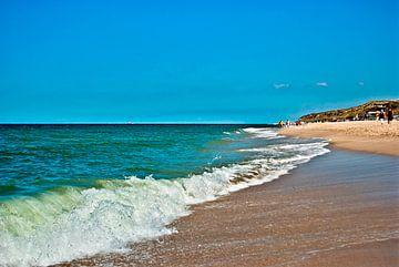 Sylt: beach indrukken (5) van