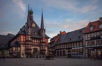 Rathaus in Wenigerade von Sergej Nickel