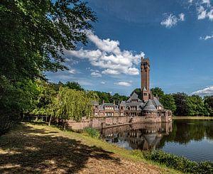 Sint hubertus Hoenderloo jachthuis kroller moller art deco architectuur van Marco van de Meeberg