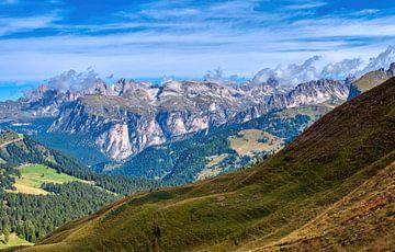 Bergblick. von Jurgen Maassen