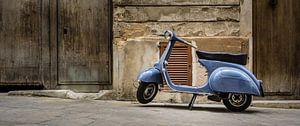 Vintage Vespa von Onno Feringa