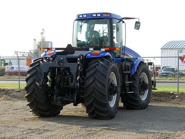 New Holland TJ430 Canada van Wilbert Van Veldhuizen
