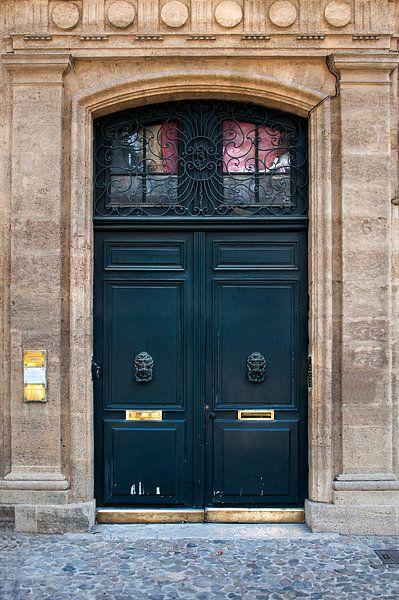 Deur 8 Aix-en-Provence van Anouschka Hendriks