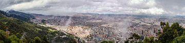 Bogotá Panorama von Ronne Vinkx