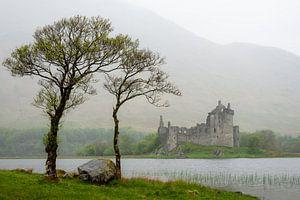 Kilchurn Castle van