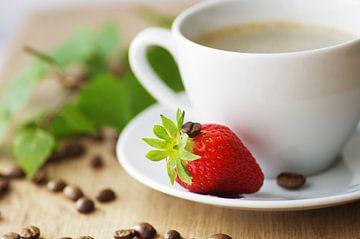 Frischer Kaffee   von