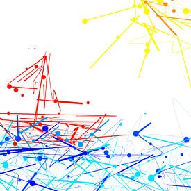 the red boat van Dagmar Marina