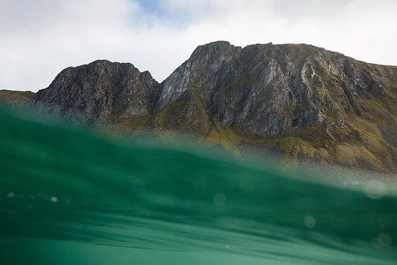 MOUNTAINS FROM THE SEA van Melchior van Nigtevecht