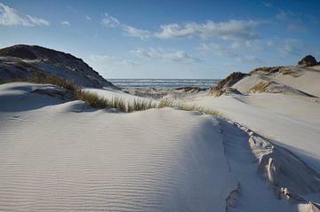 Windpatronen en zeezicht bij de Kerf van Martin Jansen