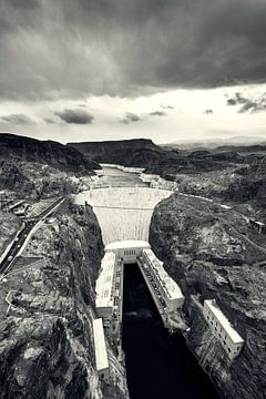 Hoover Dam - 8 van Keesnan Dogger Fotografie