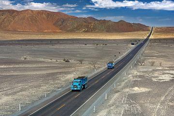 Panamerikanische Autobahn, Peru von Henk Meijer Photography