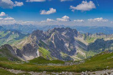 Nebelhorn, Allgäuer Alpen von Walter G. Allgöwer