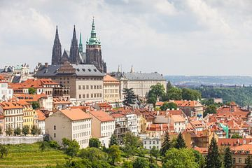 Hradschin in Praag