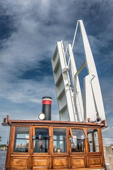 Salonboot Gaasterland van Harrie Muis