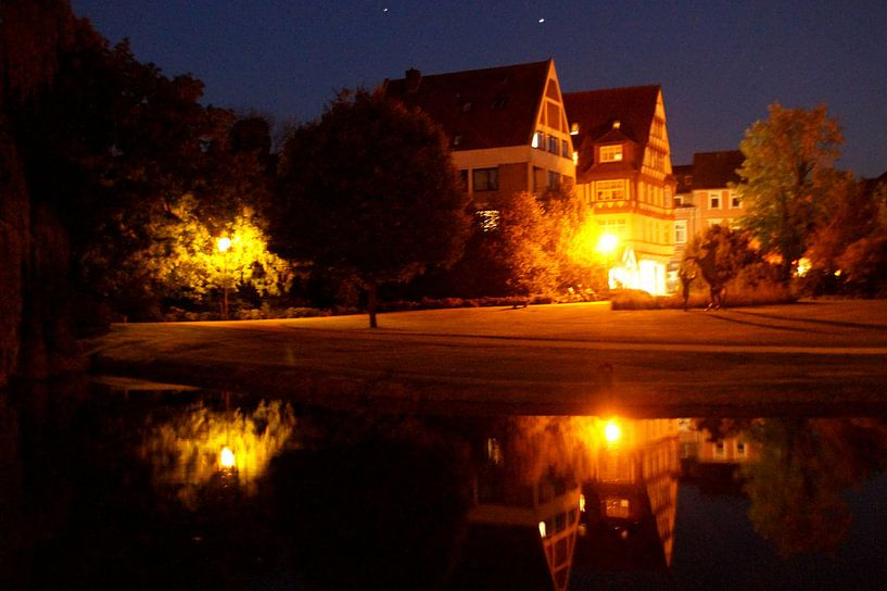De mooie nacht van Eisenpictures